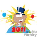 3830-New-Year-Baby-With-Fireworks-And-Balloons-Above-The-Globe