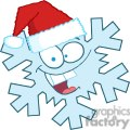 3780-Cartoon-Snowflake