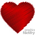 scribbled love