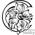 Floral Vignette 17