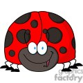 4139-LadyBird-Cartoon-Character