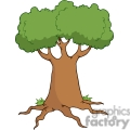 big cartoon tree gif, png, jpg, eps, svg, pdf