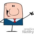 4337-Cartoon-Doodle-Businessman-Waving