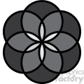 flower symbol 001