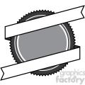 crest seal logo elements 011  gif, png, jpg, eps, svg, pdf
