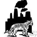 nature pollution tiger factory 069