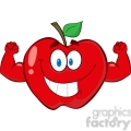 5186-apple-cartoon-mascot-character-with-muscle-arms-royalty-free-rf-clipart-image  gif, png, jpg, eps, svg, pdf