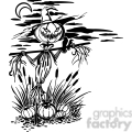 Halloween clipart illustrations 024