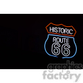 route 66 neon sign right