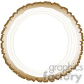 wood slice frame 02  gif, png, jpg, eps, svg, pdf