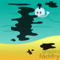 whale in an oil spill  gif, png, jpg, eps, svg, pdf