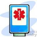ambulance medical sign png, jpg, eps, svg, pdf