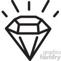 imperfect diamond icon