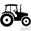 tractor svg cut file v2  gif, png, jpg, svg, pdf