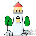 Lighthouse vector clip art images