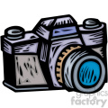A Professional Photographers Camera