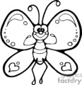 cute little butterfly