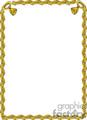 chain border