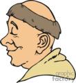 religion religious christian monk monks bald man guy lds   christian065_ssc_c_ clip art religion christian  gif