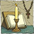 christian religion religious bible bibles cross candles christian_ss_c_125 clip art religion christian  gif