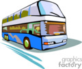 bus buses travel truck tour   transport_04_067 clip art transportation land  gif