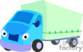 heavy equipment construction truck trucks box   transport_04_137 clip art transportation land  gif