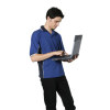 teenager boy man male laptop computer youth technology mobility student notebook teen smiling learning working   3e1001lowres photos people