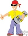 skater skaters skateboarder skateboarding skateboarders skateboards gif, png, jpg, eps