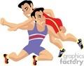 wrestling wrestler wrestlers wrestle fight gif, png, jpg, eps