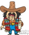 drunk mexican cowboy gif, png, jpg, eps