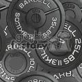 background backgrounds tiled wallpaper fitness barbell barbells weight weights free gym 35lbs 25lbs jpg