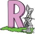 Cross eyed Easter bunny