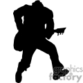 people shadow shadows silhouette silhouettes black white vinyl ready vinyl-ready cutter action vector eps png jpg gif clipart musician guitar music gif, png, jpg, eps