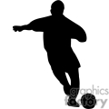 people shadow shadows silhouette silhouettes black white vinyl ready vinyl-ready cutter action vector eps png jpg gif clipart soccer football player kick ball gif, png, jpg, eps