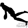 people shadow shadows silhouette silhouettes black white vinyl ready vinyl-ready cutter action vector eps png jpg gif clipart rugby sports football gif, png, jpg, eps