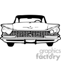 front end of an old classic car gif, png, jpg, eps