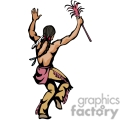 indian indians native americans western navajo dance dancing vector eps jpg png clipart people gif gif, png, jpg, eps