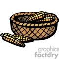 indian indians native americans western navajo basket baskets corn cob vector eps jpg png clipart people gif gif, png, jpg, eps