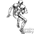 football player gif, png, jpg, eps