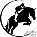 horse rider gif, png, jpg, eps