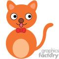 Cartoon toy cat