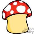 Polka dot mushroom