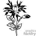 92-flowers-bw