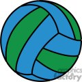 volleyball green blue gif, png, jpg, eps, svg, pdf