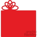 red christmas gift icon gif, png, jpg, eps, svg, pdf