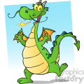 2298-Happy-Dragon-Cartoon-Character