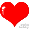 102580-Cartoon-Clipart-Cute-Bee-A-Red-Heart