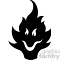 cartoon flame character gif, png, jpg, eps, svg, pdf