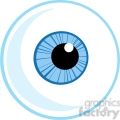 4657-royalty-free-rf-copyright-safe-blue-eye-ball  gif, png, jpg, eps, svg, pdf