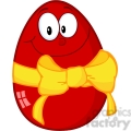 royalty-free-rf-copyright-safe-happy-red-easter-egg-cartoon-character-with-ribbon  gif, png, jpg, eps, svg, pdf